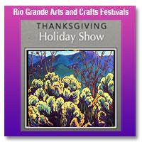 2021 Rio Grande Art Festivals Holiday Show