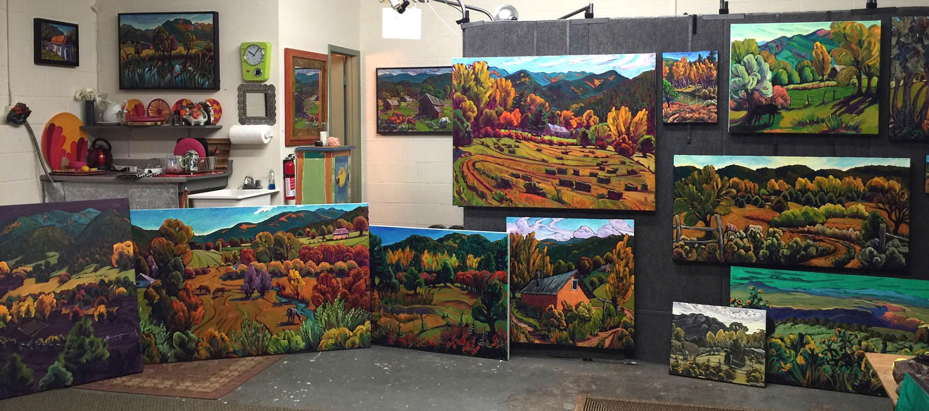 Fall Haul Waszak Studio North