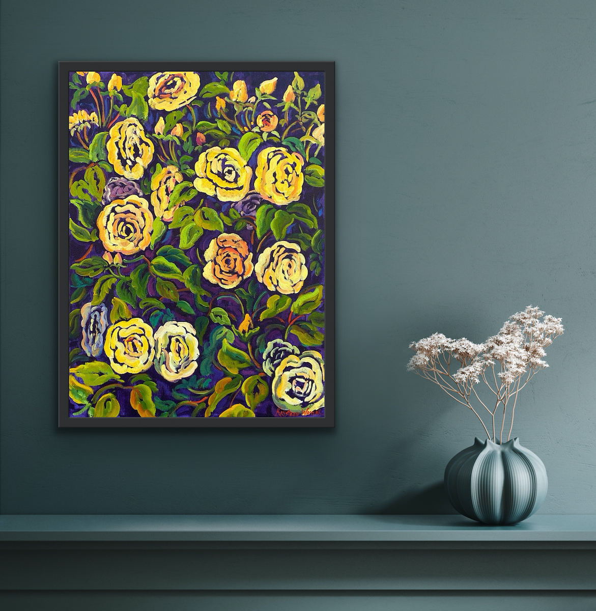 Yellow Roses of Albuquerque