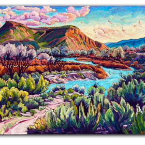 Rio Grande, Red Willow, Pilar Bluffs